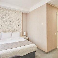 Отель Gallery Palace Грузия, Тбилиси - 8 отзывов об отеле, цены и фото номеров - забронировать отель Gallery Palace онлайн комната для гостей фото 3