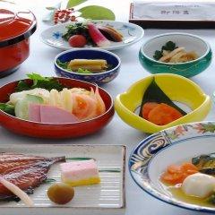 Отель Nisshokan Bettei Koyotei Нагасаки в номере фото 2