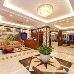 Sapa Diamond Hotel интерьер отеля