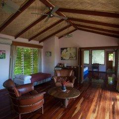 Отель Maravu Taveuni Lodge комната для гостей
