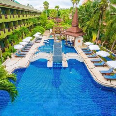 Phuket Island View Hotel бассейн фото 2