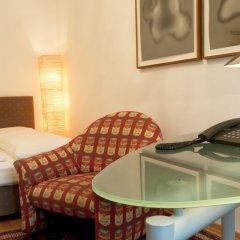 Отель KUNSTHOF Вена в номере