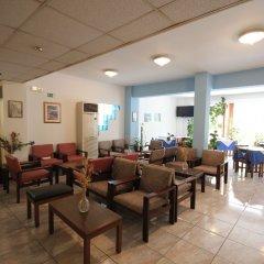 Отель Moschos Hotel Греция, Родос - отзывы, цены и фото номеров - забронировать отель Moschos Hotel онлайн интерьер отеля