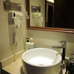 Отель Nanguo Chain Hotel- Fumin Branch Китай, Шэньчжэнь - отзывы, цены и фото номеров - забронировать отель Nanguo Chain Hotel- Fumin Branch онлайн ванная