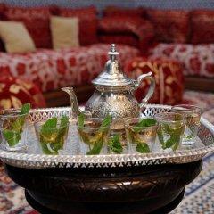 Отель Riad Youssef Марокко, Фес - отзывы, цены и фото номеров - забронировать отель Riad Youssef онлайн комната для гостей фото 2