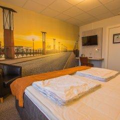 Отель Cityvandrarhemmet комната для гостей фото 3