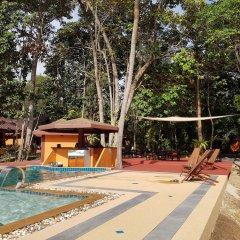 Отель Sayang Beach Resort Koh Lanta детские мероприятия
