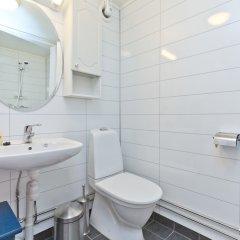 Отель Finsnes Gaard ванная