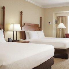 Отель Hilton San Francisco Union Square 4* Стандартный номер с 2 отдельными кроватями фото 2