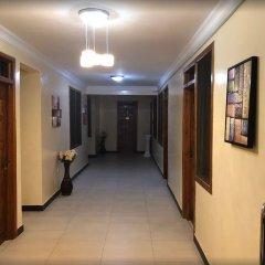 Liana Hotel интерьер отеля