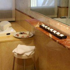 Hotel Carrobbio сауна