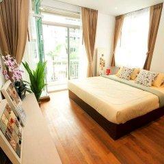 Отель D Varee Residence Patong комната для гостей фото 2