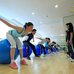 Отель Ramada Plaza by Wyndham Bangkok Menam Riverside фитнесс-зал фото 4