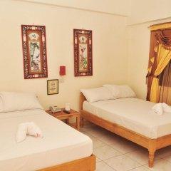 Отель Constrell Pension House Филиппины, Тагбиларан - отзывы, цены и фото номеров - забронировать отель Constrell Pension House онлайн комната для гостей фото 5