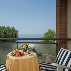 Hotel Du Lac et Bellevue балкон