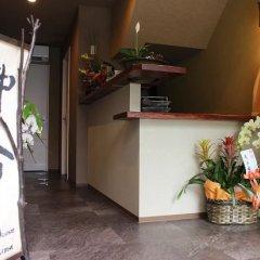 Отель Guest House Nakaima Япония, Хаката - отзывы, цены и фото номеров - забронировать отель Guest House Nakaima онлайн интерьер отеля