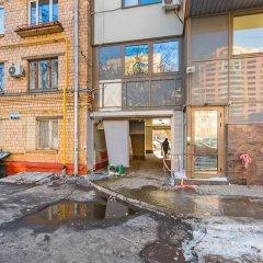 Гостиница on Komsomolsky Prospekt 34 в Москве отзывы, цены и фото номеров - забронировать гостиницу on Komsomolsky Prospekt 34 онлайн Москва вид на фасад