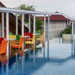 Отель Best Western Kuta Beach фото 16