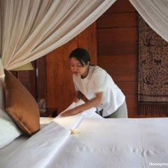 Отель The Pavilions Bali сауна