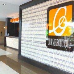 Отель Curve Boutique Pattaya интерьер отеля фото 2