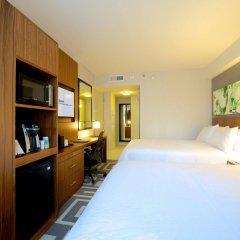 Отель Hilton Garden Inn New York/Central Park South-Midtown West комната для гостей фото 5