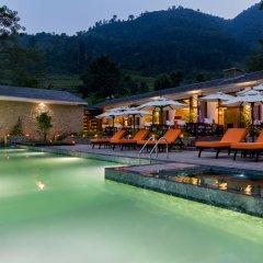 Отель Pavilions Himalayas Непал, Лехнат - отзывы, цены и фото номеров - забронировать отель Pavilions Himalayas онлайн бассейн