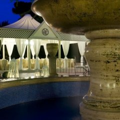 Отель Park Hotel Villaferrata Италия, Гроттаферрата - отзывы, цены и фото номеров - забронировать отель Park Hotel Villaferrata онлайн вид на фасад
