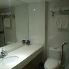 Отель City Exquisite Hotel (Xiamen Dongdu) Китай, Сямынь - отзывы, цены и фото номеров - забронировать отель City Exquisite Hotel (Xiamen Dongdu) онлайн ванная фото 2