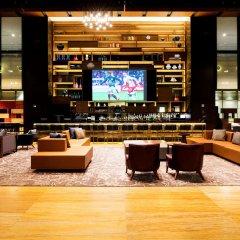 Отель Hilton Mexico City Reforma гостиничный бар