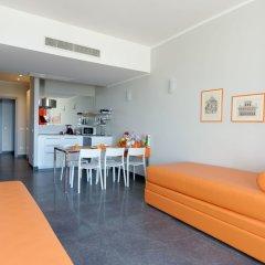 Отель Apart-Hotel Dell'Acquario Италия, Генуя - отзывы, цены и фото номеров - забронировать отель Apart-Hotel Dell'Acquario онлайн комната для гостей фото 5