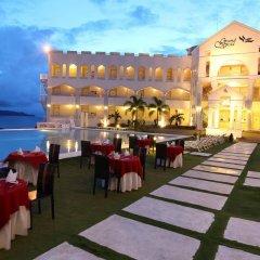 Отель Boracay Grand Vista Resort & Spa Филиппины, остров Боракай - отзывы, цены и фото номеров - забронировать отель Boracay Grand Vista Resort & Spa онлайн помещение для мероприятий фото 2