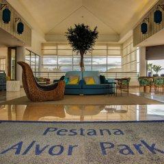 Отель Pestana Alvor Park Hotel Apartamento Португалия, Портимао - отзывы, цены и фото номеров - забронировать отель Pestana Alvor Park Hotel Apartamento онлайн интерьер отеля фото 2
