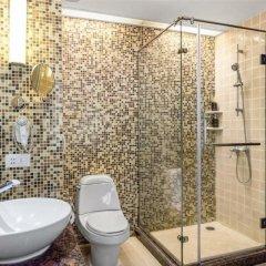 Отель Garden Cliff Resort and Spa Таиланд, Паттайя - отзывы, цены и фото номеров - забронировать отель Garden Cliff Resort and Spa онлайн ванная
