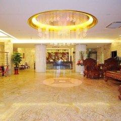 Отель Jinxing Holiday Hotel - Zhongshan Китай, Чжуншань - отзывы, цены и фото номеров - забронировать отель Jinxing Holiday Hotel - Zhongshan онлайн интерьер отеля