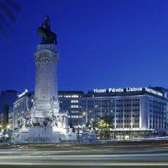 Отель HF Fénix Lisboa фото 5