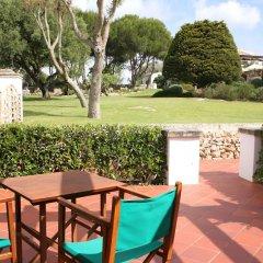 Отель Rural Morvedra Nou Испания, Сьюдадела - отзывы, цены и фото номеров - забронировать отель Rural Morvedra Nou онлайн балкон