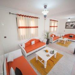 Отель Riad Amlal Марокко, Уарзазат - отзывы, цены и фото номеров - забронировать отель Riad Amlal онлайн комната для гостей фото 4
