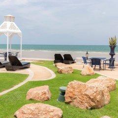 Отель Wora Bura Hua Hin Resort and Spa фитнесс-зал фото 4