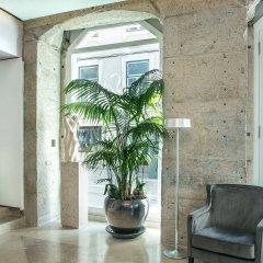 Lisboa Prata Boutique Hotel интерьер отеля