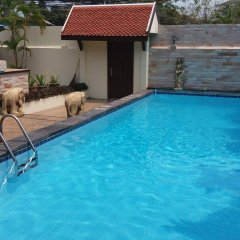 Отель Baan ViewBor Pool Villa бассейн