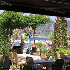Kontes Beach Hotel Турция, Мармарис - отзывы, цены и фото номеров - забронировать отель Kontes Beach Hotel онлайн питание