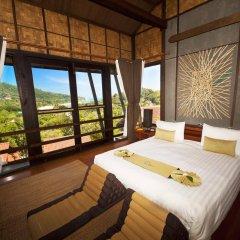 Отель Alama Sea Village Resort Ланта комната для гостей фото 3
