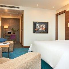 Гостиница Radisson Калининград комната для гостей фото 13