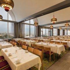 Hotel 7 Arches Jerusalem Иерусалим помещение для мероприятий