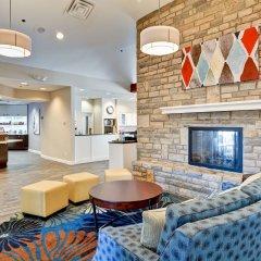 Отель Homewood Suites Columbus-Worthington Колумбус интерьер отеля