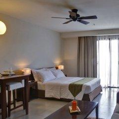 Отель Azalea Hotels & Residences Baguio Филиппины, Багуйо - отзывы, цены и фото номеров - забронировать отель Azalea Hotels & Residences Baguio онлайн комната для гостей фото 3