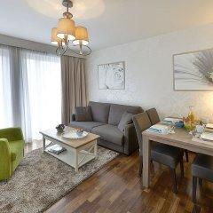 Отель Thon Residence Parnasse Бельгия, Брюссель - отзывы, цены и фото номеров - забронировать отель Thon Residence Parnasse онлайн комната для гостей фото 4