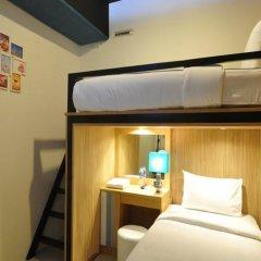 Отель The Bedrooms Hostel Pattaya Таиланд, Паттайя - отзывы, цены и фото номеров - забронировать отель The Bedrooms Hostel Pattaya онлайн комната для гостей фото 5