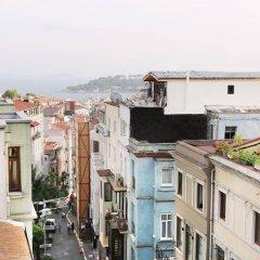 Отель Taksim Premium Стамбул балкон