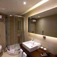 Miracle Istanbul Asia Турция, Стамбул - 1 отзыв об отеле, цены и фото номеров - забронировать отель Miracle Istanbul Asia онлайн ванная фото 2